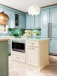 ideas of how to use turquoise in a kitchen designrulz