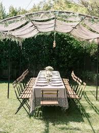 Canopy For Backyard by Sweet Backyard Brunch Bridal Shower Modern Dame