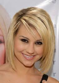 Wispy Medium Hairstyles by Chelsea Stylish And Wispy Medium Inverted Bob Hairstyles With