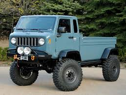 jeep gladiator 1967 jeep readies concepts for moab trek thedetroitbureau com