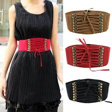 waist band hot brand new designer women buckle cinch belts