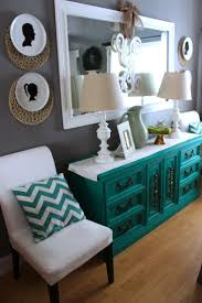 best 25 turquoise dining room ideas on pinterest teal dinning love how that piece just pops want to do this to boys dresser but in dresser decorationsteal