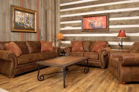 Winsome Rustic Living Room Furniture Sets Marvelous Leather Summit - Rustic living room set