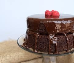 gluten free flour less chocolate cake recipe enjoy life foods