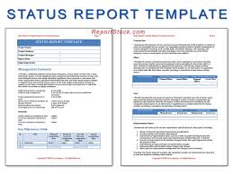 Project Status Report Email Template Report Template In Word Sample Of Resume Format Tour Manager Cover