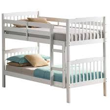 White Bunk Beds And Mattress Latitudebrowser - Domayne bunk beds