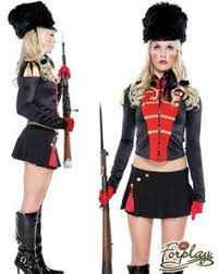 Toy Soldier Halloween Costume Womens Turn 19 Jazz Dancers Wind Dolls Competition