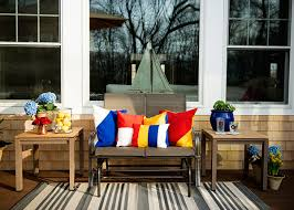 outdoor decorating ideas and for a back deck dining space
