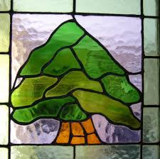 yew tree glass custom stained glass stained glass letters yew