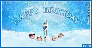 frozen archives happy birthday videos pictures free