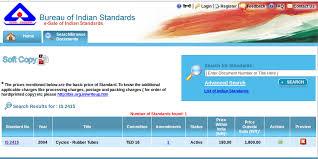 bureau standard bureau of indian standards and open access thejesh gn