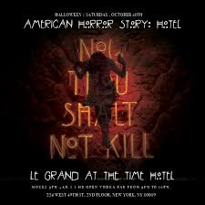 hotels near halloween horror nights american horror story time hotel tickets the time new york
