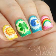 copycat claws 40 great nail art ideas kids tv