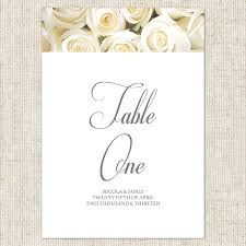 Ideas For Wedding Table Names Table Name Ideas Wedding Stationery News