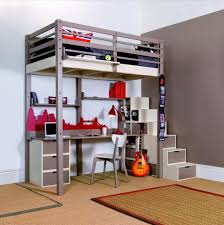 loft bed with desk by espace loggia u2013 interior design design news
