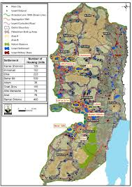 West Bank Map In A Blatant Defiance For The International Community U201d Israel