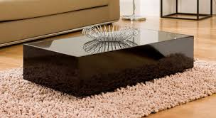 Coffee Tables Black Glass Coffee Tables Ideas Futuristic Designs Coffee Table Black Glass