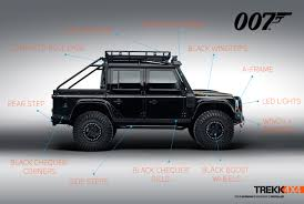 range rover defender 2015 trekk 4x4 build your own spectre defender