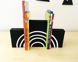 personalized bookends baby nursery bookends etsy