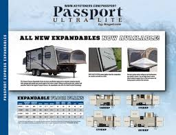 ultra light hybrid travel trailers february 2015 rving is easy at lerch rv