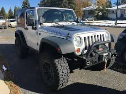 silver jeep rubicon 2 door used 2008 jeep wrangler 2 door sport utility in lethbridge ab l