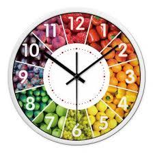 pendule de cuisine moderne horloge moderne cuisine garden ponds info