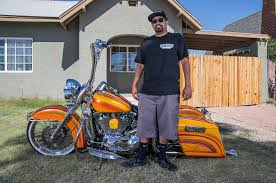 Radio Control Harley Davidson Fat Boy Lowrider