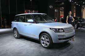 range rover silver 2016 hybrid range rover and range rover sport 2013 frankfurt auto show