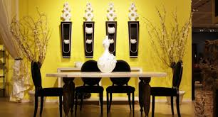 lemon yellow wall paint decorating with sunny yellow paint colors