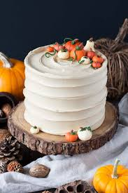 Halloween Spice Cake by Pumpkin Spice Latte Cake Liv For Cake