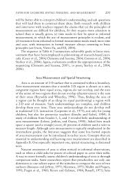 teach for america essay sample 6 the teaching learning paths for geometry spatial thinking and page 201