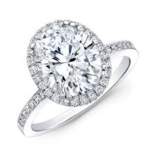 oval shaped engagement rings white gold oval halo diamond engagement ring
