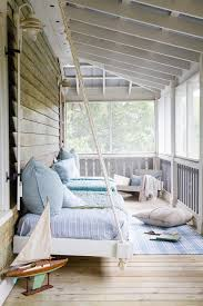 hanging porch swing design ideas