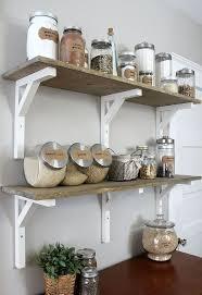 Kitchen Open Shelving Ideas Open Shelving Pantry Hometalk