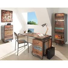 bureaux vintage bureau vintage bureau vintage bois et mtal brocante meubles