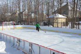 Backyard Ice Rink Kits by Win A Rink Video Contest 2013 14