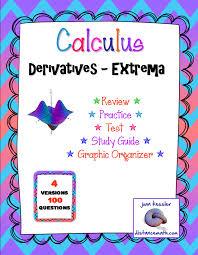 Calculus Optimization Word Problems Worksheet Calculus Critical Value Extrema Derivatives Task Cards Worksheet