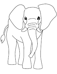 giraffe coloring pages printable free printable elephant coloring pages for kids