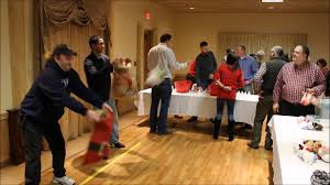 youtube christmas party games part 16 swag handout game party