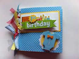 baby boy photo album babys birthday scrapbook album baby boy birthday
