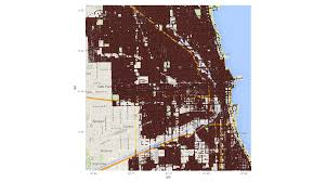 Chicago Crime Maps by Chicago Crime In R Alan Zablocki