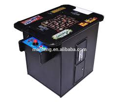 new commercial grade arcade cocktail table w pac graphics
