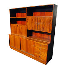 Heywood Wakefield Buffet Credenza by Midcentury Retro Style Modern Architectural Vintage Furniture From