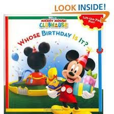 happy birthday mickey mouse amazon