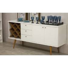 wine bottle storage equipped sideboards u0026 buffets you u0027ll love