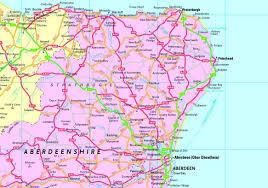 Stirling Scotland Map 2015 Collins Scotland Road Map Collins Uk 9780007544035 Amazon