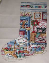 Better Homes And Gardens Christmas Crafts - 30 best counted x stitch images on pinterest christmas cross