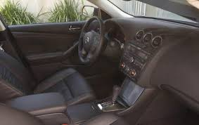 2009 nissan altima coupe interior 2007 nissan altima information and photos zombiedrive