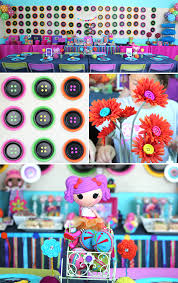 lalaloopsy party supplies the s guide to party planning as a button