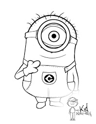 55 minion coloring pages minion coloring pictures pin